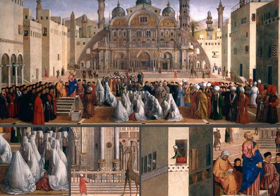 Predica di San Marco ad Alessandria d'Egitto