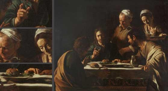 Cena in Emmaus