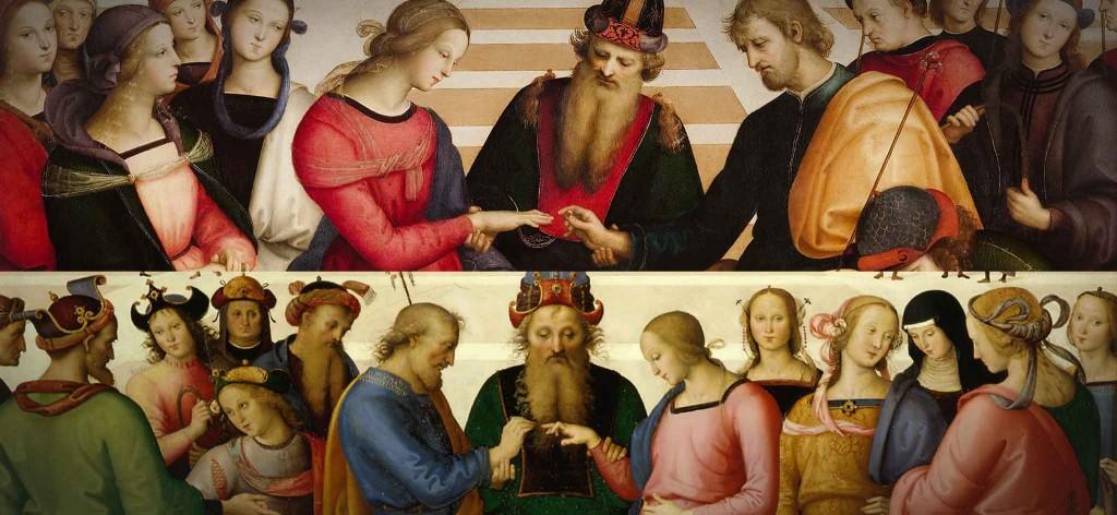 Intorno a Raffaello e Perugino