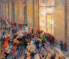Riot in the Gallery
