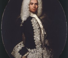 Portrait of Count Flaminio Tassi (?) (Portrait of gentleman)