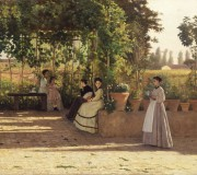An Afternoon (The Pergola)