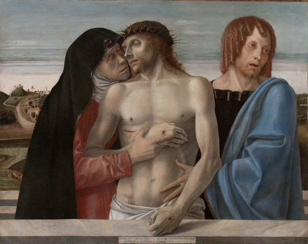 The restoration of the <em>Pietà</em>, Giovanni Bellini