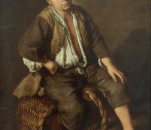 Porter Seated on a Basket