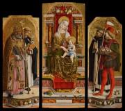 Camerino Triptych (Triptych of Saint Domenico)