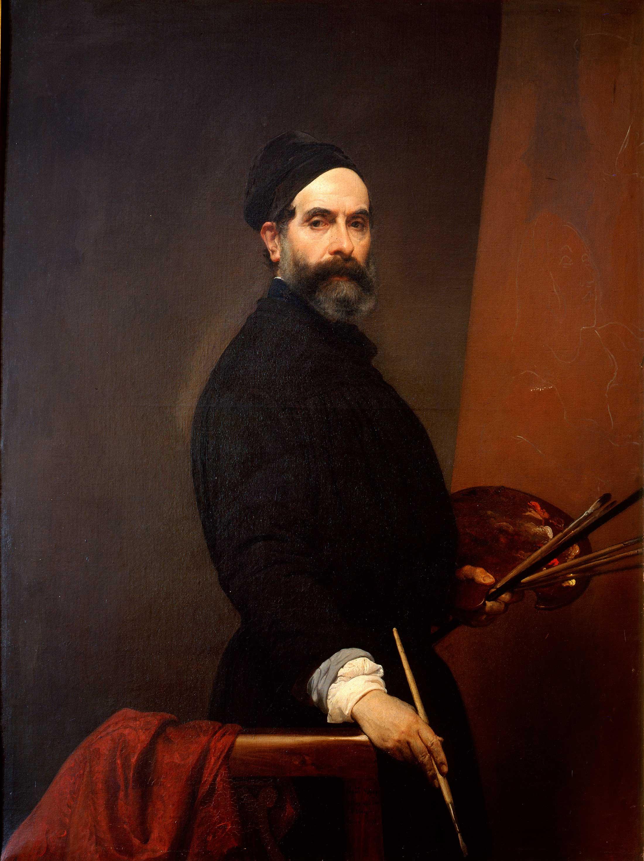 Self Portrait At 57 Pinacoteca Di Brera