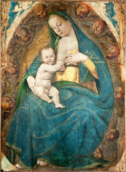 Madonna of the Milk