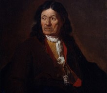 Portrait of the Artist's Father, Gervasio Ligari