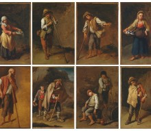 Eight Studies of Figures