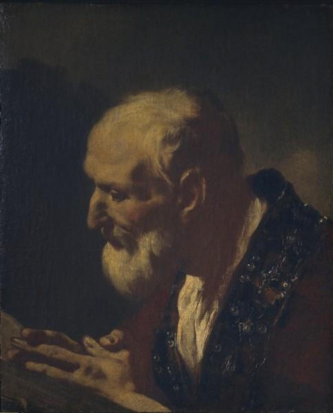 San Filippo Neri in preghiera