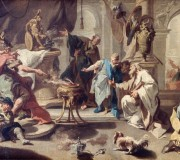 Hannibal Swearing Eternal Enmity of the Romans