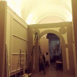 Mostra Bramante: work in progress
