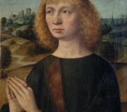 Ritratto d'uomo in preghiera
