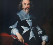 Ritratto di un cavaliere di Malta (Scipione Papafava)