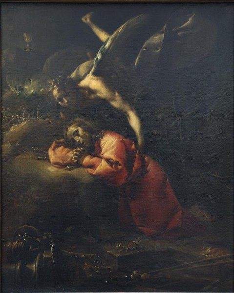 Cristo nell'orto dei Getsemani