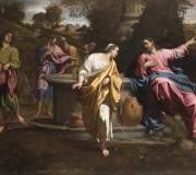 Cristo e la Samaritana al pozzo