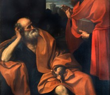 Paul Rebukes the Repentant Peter