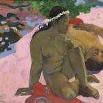 """Paul Gauguin, """"Aha Oe Feii?"""", 1892"""