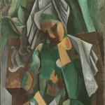 Pablo Picasso, La Regina Isabeau, 1909
