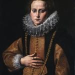25. Tanzio da Varallo Ritratto di gentildonna