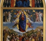 Coronation and Assumption of the Virgin