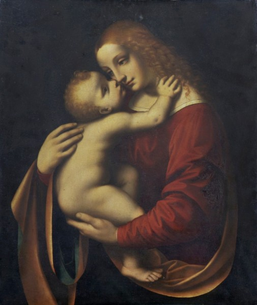 Madonna con il Bambino