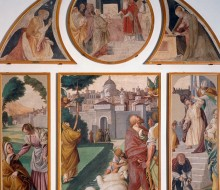 Scenes from the Legend of Joachim and Anne