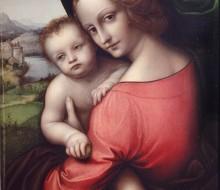 Madonna con il Bambino (Madonna della mela)