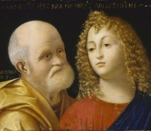 Saint Peter and Saint John the Evangelist