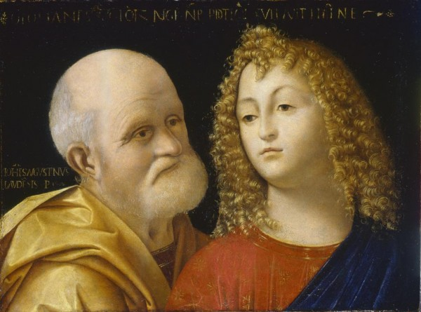San Pietro e San Giovanni Evangelista