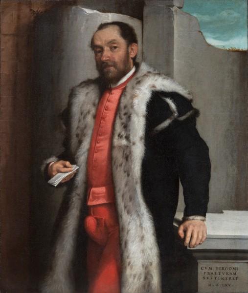 Ritratto di Antonio Navagero