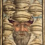 Nicola di maestro Antonio, Dieci di coppe, 1490ca