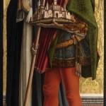 Carlo Crivelli, Trittico di S. Domenico, santi Pietro e Venanzio