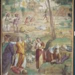 Bernardino Luini, Affreschi Villa Pelucca