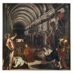 Jacopo Robusti detto Tintoretto, Il ritrovamento del corpo di S. Marco, 1562–1566 ca.