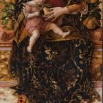 Carlo Crivelli, Madonna della candeletta
