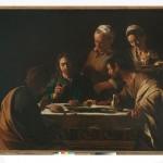 Caravaggio, Cena in Emmaus, 1605–1606
