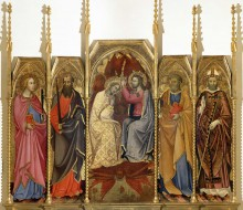Coronation of the Virgin Polyptych