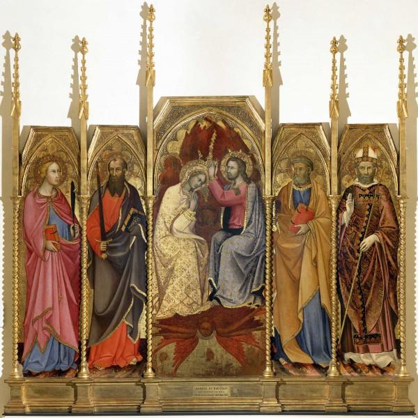 Polittico dell'Incoronazione della Vergine