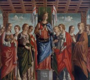 Saint Ursula among the Virgins