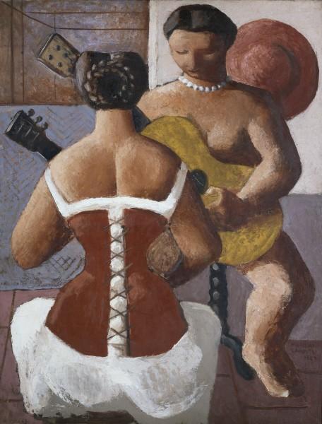 Donne con la chitarra