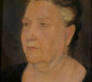Portrait of the Mother