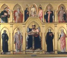 Saint Luke Polyptych