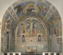 Frescoes of Oratory of Mocchirolo