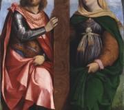 Saint Helen and Constantine