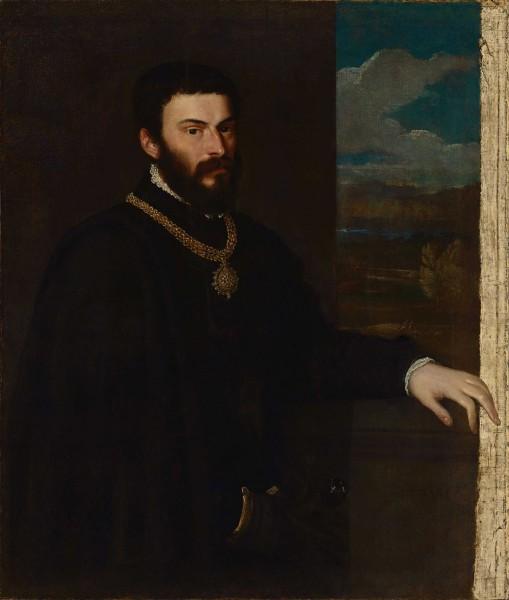 Portrait of Count Antonio Porcia and Brugnera
