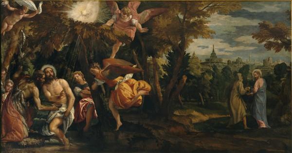 Battesimo e Tentazioni di Cristo
