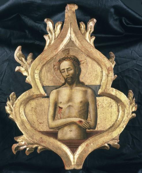 Cristo in pietà