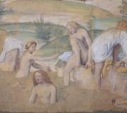 Fanciulle al bagno