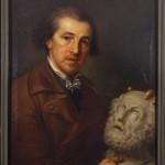 Martin Knoller, Autoritratto